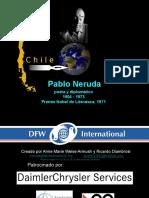 Biografia Neruda