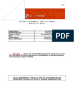 sociology essay - pdf