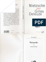 Deleuze Nietzsche