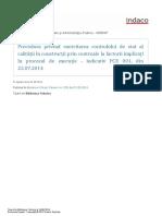 Procedura de Aplicare Pentru PCE 001