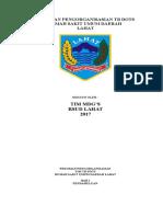 3.1 Pedoman Pengorganisasian Tb Dots