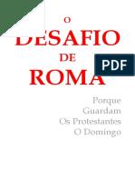 o Desafio de Roma