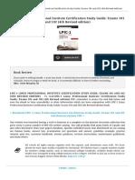 1119021189 Lpic 1 Linux Professional Institute Certificatio