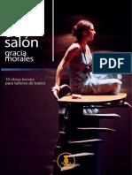 Bailes de Salón Teatro Breve Gracia Morales
