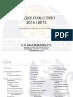 Dossier Publicitario Estandar