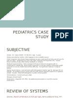 nurs 5023- pediatrics case study week 9