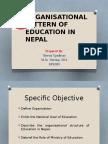 4. Organisational Pattern of Education in Nepal - Copy