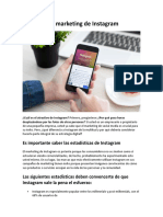 El Poder Del Marketing de Instagram