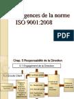 Exigences de La Norme ISO 9001