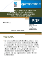 Presentacion Grupo 5 Informacion Hosteria