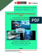 Plananualdetrabajo Aip 2016 160623192312