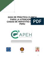 Casos de Hepatitis C en el Perú
