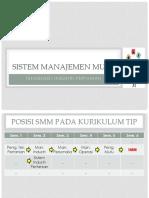 1 - Pengantar Sistem Manajemen Mutu - Untuk Mahasiswa