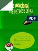 Presentacion de La Fuerza de La Bellota