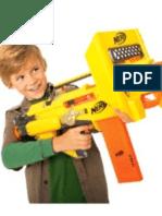 Jurisprudência - Porte de Simulacro Ou Arma de Brinquedo - Atipicidade