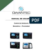 Manual Biocaptor