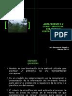Modelo Centroamericano e Inventario Forestal