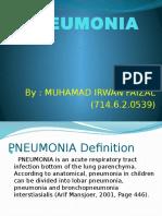 (Pneumonia)