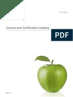 DS QlikView Education Services Training Course Catalog En