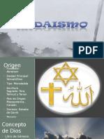 Judaismo presentacion
