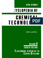 Encyclopedia of Chemical Technology [Vol 09]