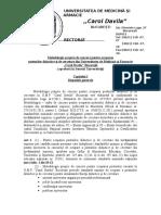 Metodologie Proprie Concurs Trimisa La MECS