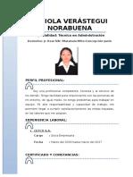 C.v. 2017 Fabiola Termianado