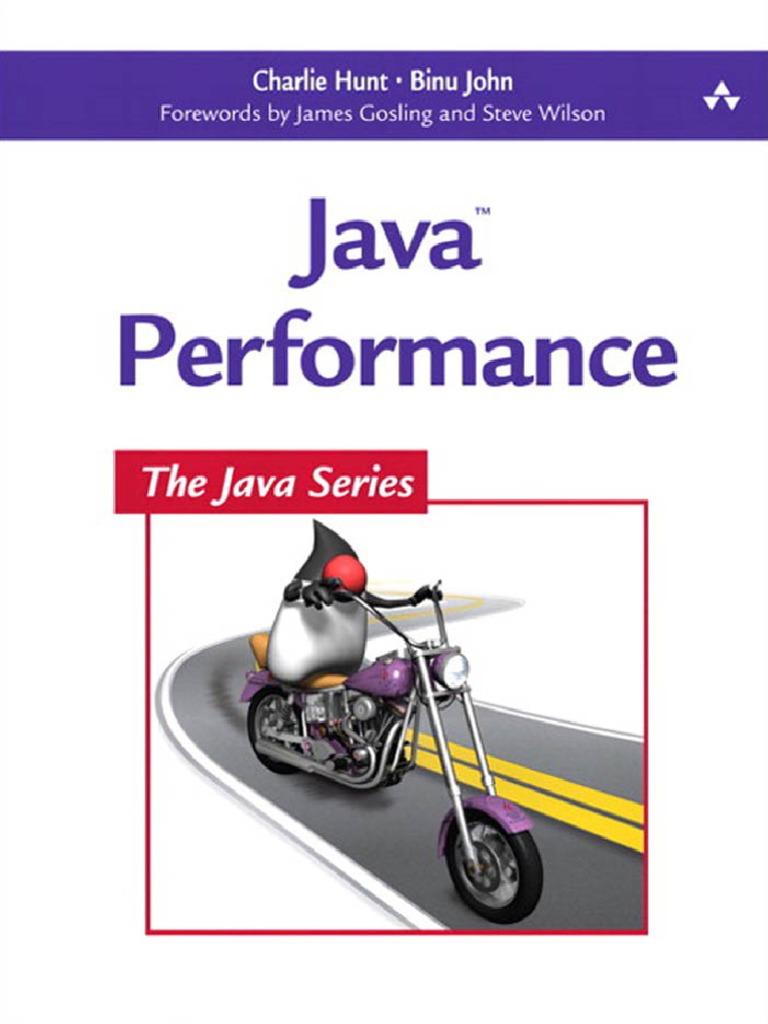 Java Performance (2012) pdf | Java Virtual Machine | Java