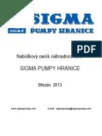 Sigma Hranice Nabidkovy Cenik Nd