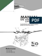 92 Manualu Lav m1605 m1305 Ti Bl Rev b Web