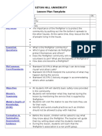 lesson plan template three social studies