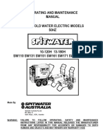 Commercial & Industrial Hot Water Electric Operation & Maintenance