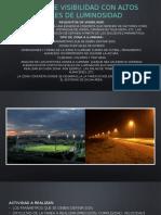 Iluminacion Proyecto de Exposicion