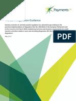 The SEPA Regulation Guidance