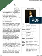 Baruch Spinoza - Wikipedia