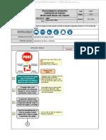 Material Procedimiento Operativo Cargador Ruedas Inspeccion Inicial Cargador Frontal Mina Obras Etapas Trabajo Riesgos