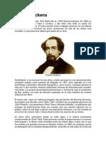 Biografia Charles Dickens