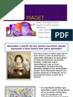 Psico Evol. Piaget