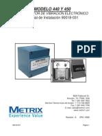 90018-031-Spanish Metrix 440 Español