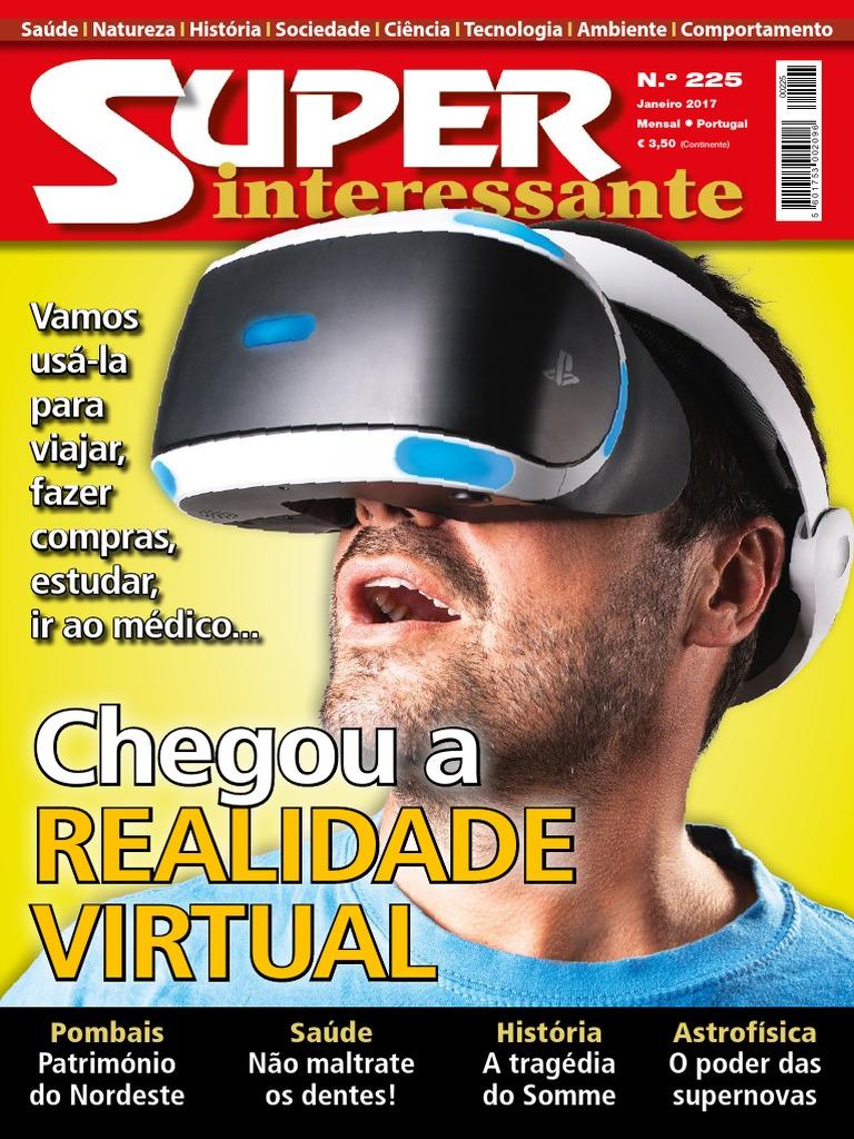 Super Interessante Portugal N. 225 - Janeiro de 2017 f0868eb408