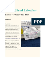 weeklyclinicalreflectionsentry128