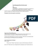 classroom management plan   script