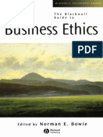 Ethics PDF the Blackwell Guide to Business