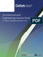 Final 36th Annual Deltek Clarity Ae Industry Study