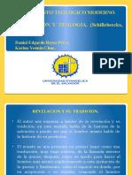 Teologia y Revelacion.