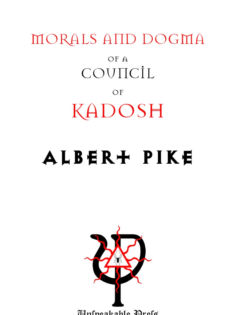 a907fe156cb Morals and Dogma of a Council of Kadosh