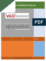 VAG Groups of Institutes