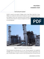 Dholpur combined cycle power plant report