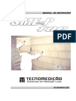 Manual Medidor de Espessura Sme-p Top