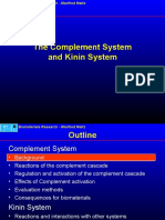BBM - Complement-Kinin-System PDF [Autosaved].ppt